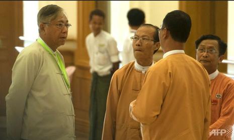 Mỹ-Trung chạy đua gây ảnh hưởng tại Myanmar - ảnh 3