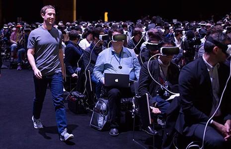 Facebook đang thách thức các 'đế chế' công nghệ - ảnh 1