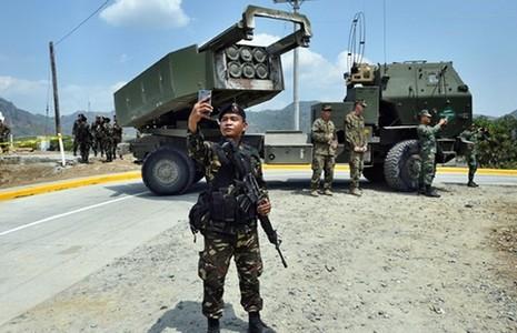 275 binh sĩ Mỹ sẽ ở lại Philippines - ảnh 1