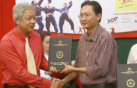 Liên hoan võ thuật quốc tế TP.HCM  - ảnh 1