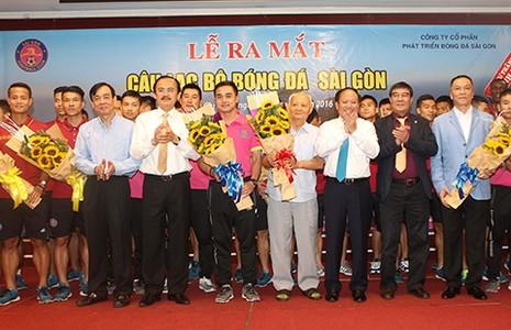 Lấy truyền thống gửi gắm CLB Sài Gòn - ảnh 2