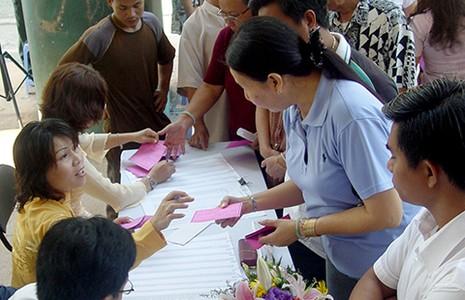 Dân nắm thông tin qua đơn vị bầu cử  - ảnh 1
