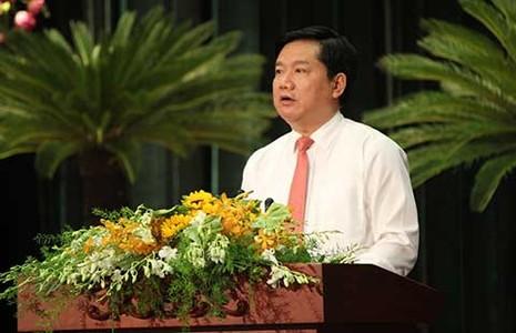 Bí thư Đinh La Thăng chỉ rõ thách thức của TP.HCM - ảnh 1