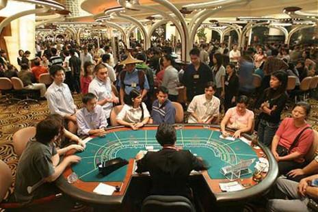 Ôm hơn 600 triệu đồng thắng bạc ở casino về bị bắt - ảnh 1