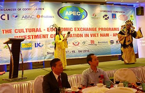 Doanh nhân ấm ức nhận 'Giải thưởng APEC' - ảnh 1