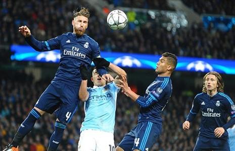 Real Madrid - Man. City: Dừng cuộc chơi! - ảnh 1