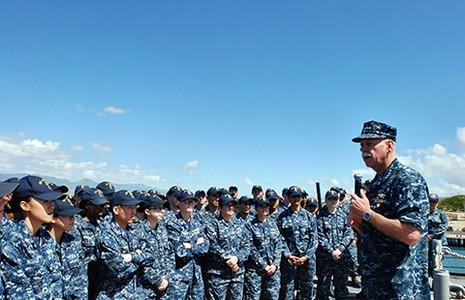 Mỹ điều lực lượng đến gần biển Đông  - ảnh 1