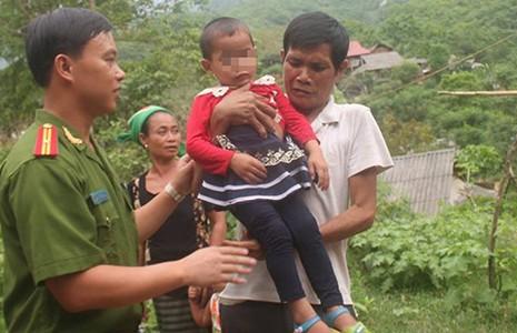 Bé 4 tuổi bị bắt cóc đưa đến gần Bắc Kinh  - ảnh 1