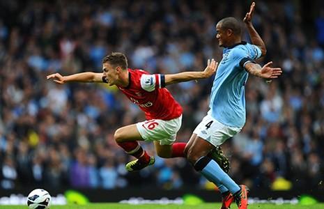 Man. City – Arsenal: Tranh suất Champions League - ảnh 1