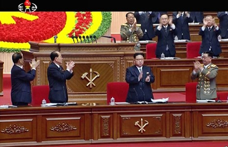 Kim Jong-un kêu gọi thống nhất Triều Tiên - ảnh 1
