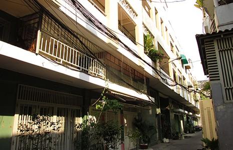 Kiến nghị 'tha' 120 căn hộ xây sai phép - ảnh 1