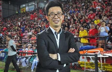 Chàng rể Việt Nam được Thai-League trải thảm đỏ mời về làm CEO  - ảnh 1