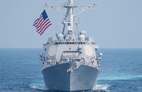 Tại sao hải quân Mỹ không tuần tra ở đá Vành Khăn? - ảnh 1