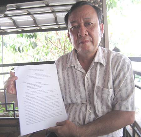 Ủy ban thu hồi đất sai, hai năm không thi hành án - ảnh 1