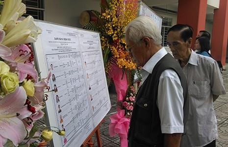 Kỳ 5: Đại đa số người thi biết cách bỏ phiếu bầu - ảnh 1