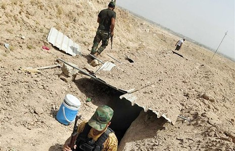 IS đang bị vây hãm ở Iraq và Syria - ảnh 1