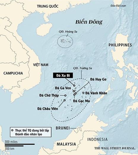 Lập ADIZ ở biển Đông, Trung Quốc muốn gì? - ảnh 1