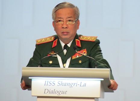 Việt Nam quyết bảo vệ chủ quyền - ảnh 1