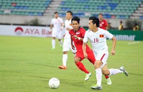 Việt Nam - Singapore (3-0): Thắng thuyết phục! - ảnh 2