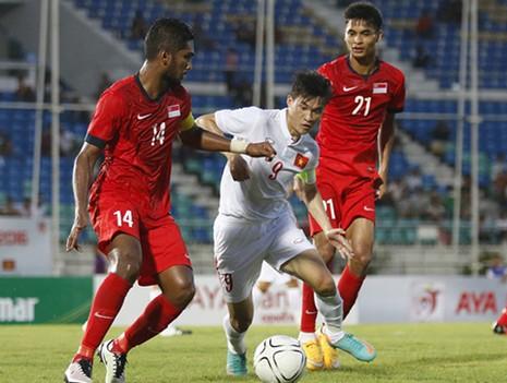 Việt Nam - Singapore (3-0): Thắng thuyết phục! - ảnh 1