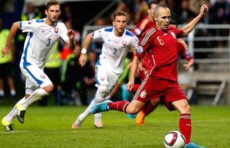 Tây Ban Nha - Cộng hòa Czech: Nhà vô địch ở bảng tử thần - ảnh 1