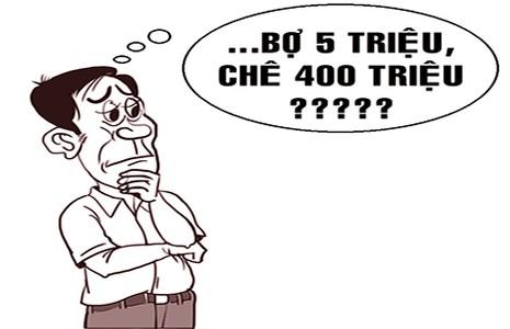 Trộm 'chê' 400 triệu đồng - ảnh 1