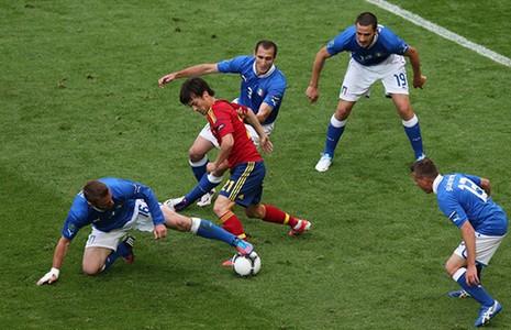 Cơ hội để bóng đá Ý rửa nhục - ảnh 1