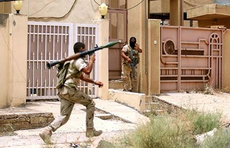 2.500 quân IS bị tiêu diệt tại Fallujah  - ảnh 1