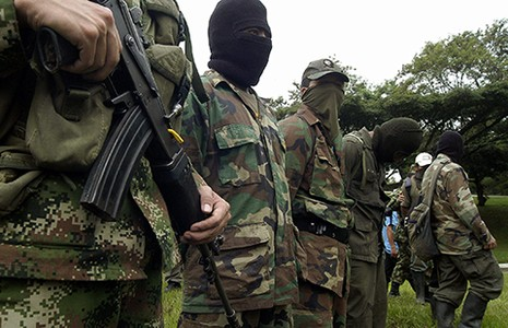Hôm nay Colombia ký kết hiệp định ngừng bắn chung cuộc - ảnh 1