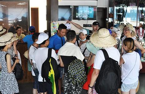 Xử 'rát' người Trung Quốc làm du lịch chui - ảnh 1