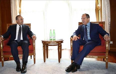 Nga-Thổ chính thức hòa giải bên bờ biển Đen - ảnh 1