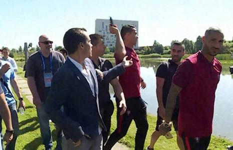 'Mối thù' của Ronaldo - ảnh 1