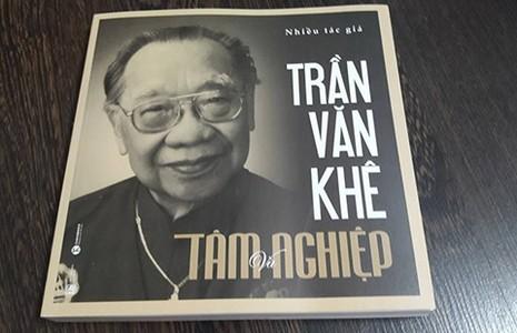 Ra mắt sách kêu gọi giữ gìn nhà lưu niệm Trần Văn Khê - ảnh 1