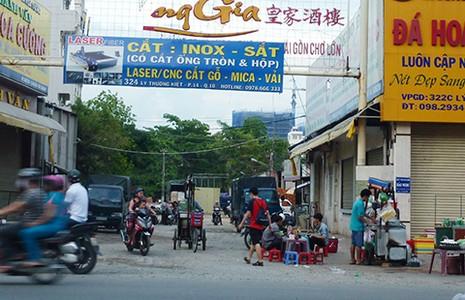 TP.HCM: Dân gọi đường dây nóng, chính quyền xử lý ngay - ảnh 1