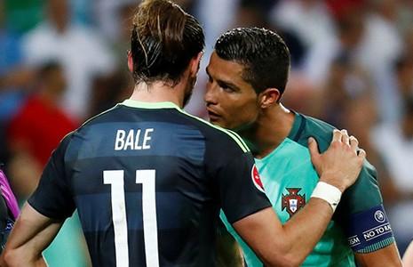 Ronaldo và Messi - ảnh 1