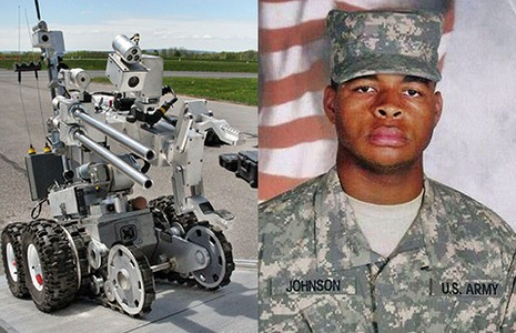 Lần đầu tiên cảnh sát Mỹ dùng người máy tiêu diệt kẻ nổ súng - ảnh 1
