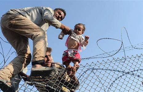 Hầu hết dân châu Âu nghĩ rằng nhập cư liên quan đến khủng bố - ảnh 1