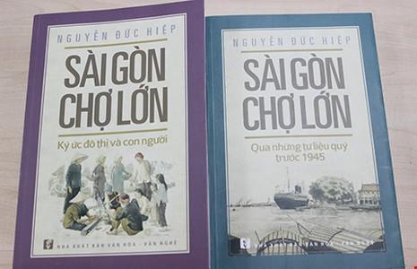 Giao lưu với tác giả Sài Gòn - Chợ Lớn xưa - ảnh 1