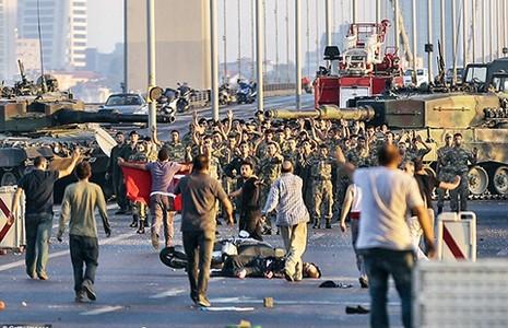 Đảo chính hụt ở Thổ Nhĩ Kỳ - ảnh 1