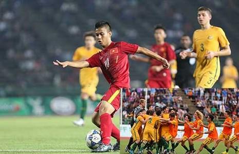Việt Nam - Úc 3-3 (Úc thắng luân lưu 5-3): 7 phút hãi hùng - ảnh 1
