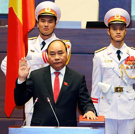 Thủ tướng Nguyễn Xuân Phúc: Không để nhóm lợi ích thao túng - ảnh 1