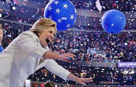 Năm thời điểm đáng nhớ của đại hội đảng Dân chủ Mỹ - ảnh 1
