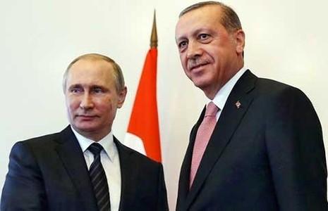 Nga-Thổ Nhĩ Kỳ tái lập đối thoại và quan hệ - ảnh 1