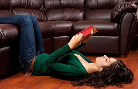 Đọc sách nhiều giúp sống lâu - ảnh 1