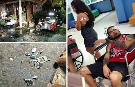 Nổ bom liên hoàn tại Thái Lan không phải khủng bố - ảnh 1