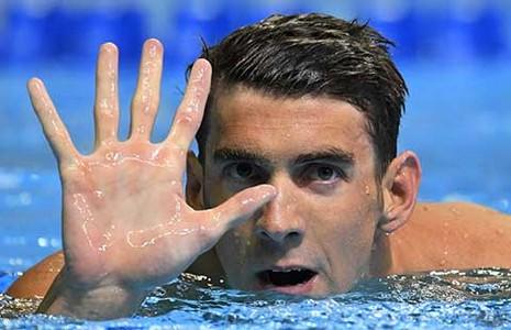 'Không thể có Michael Phelps thứ hai' - ảnh 1