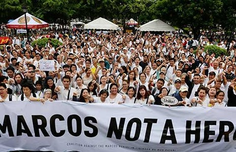 Cựu Tổng thống Marcos là anh hùng hay tội phạm? - ảnh 1