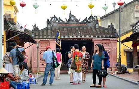 Quảng Nam: Bác thông tin xây mới chùa Cầu  - ảnh 1