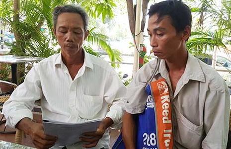 Hai nông dân bị truy tố tội... nhận hối lộ! - ảnh 1