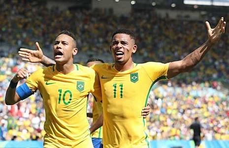Olympic Rio 2016: Cơ hội vàng cho Neymar và Brazil - ảnh 1
